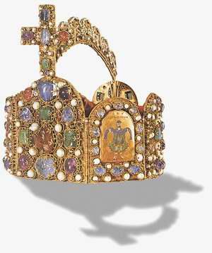 A német császári korona