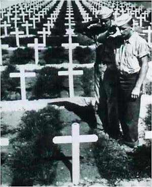 II. világháborús katonai temető