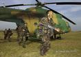 Helikopterekkel támogatott lövészkiképzés Hajdúhadházán