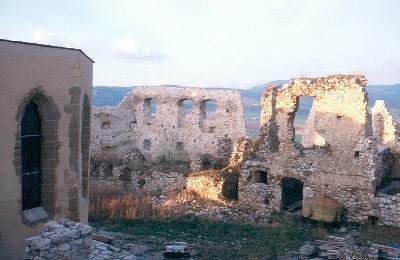 A szepesvári vár