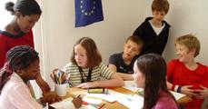 Gyerekek Európában