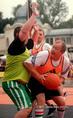 Streetball-bajnokság a Városligetben