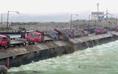 Megkezdték a Duna elterelését