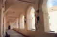 A fogarasi vár emeleti loggiafolyosólya