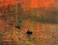 Claude Monet: A felkelő nap Impressziója