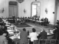 Nemzetközi szakszervezeti ülés Budapesten