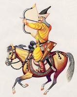 Kun lovasíjász 1250