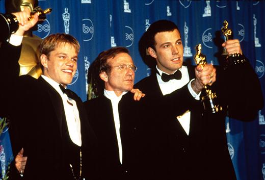Damon-Williams-Affleck-Academy-Awards-for-GOOD-WILL-HUNTING-horizontal