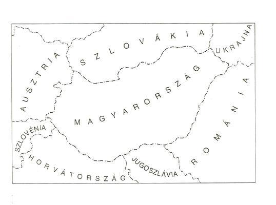 magyarország szomszédos országai térkép Nyelvtan irodalom   1. osztály | SuliTudásbázis magyarország szomszédos országai térkép