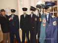 Az Európai Unió országainak rendőrségi egyenruhái a múzeumban