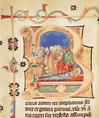 Képes Krónika: István király temetése