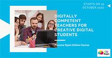 Digitális készségek fejlesztése tanároknak
