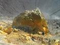 Kéntartalmú vulkanikus üledék