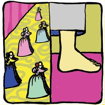 Ellentétes alak - bál-láb