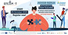 "STE(A)M IT ""Integrated STEM Teaching"" MOOC"
