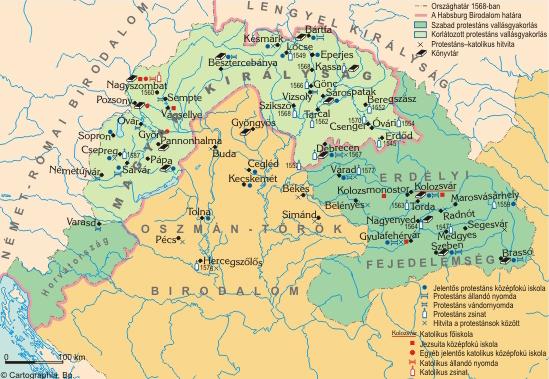 A reformáció és hatása Magyarországon és a katolikus megújulás