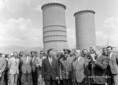 Felavatták a Gagarin Hőerőművet és a Thorez külfejtéses bányát