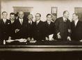 József Attila Baumgarten-díjas írókkal