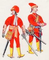 Erdélyi karabélyosok (1680)