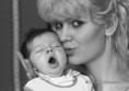 Raisza-Nancy baba és édesanyja