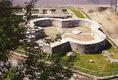 Háromkaréjos ókeresztény temetőkápolna Aquincum
