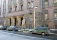 A Katonai Főügészség és a Fővárosi Bíróság Katonai Tanácsának épülete