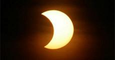 Részleges napfogyatkozás Magyarországon