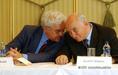 Glatz Ferenc és Gecsényi Lajos a jelenkortörténeti konferencián