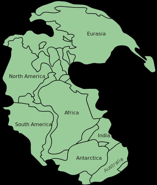 Pangea-Wikipedia