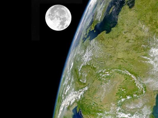 A Földet körülvevő levegőburok