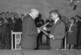 Magyar-szovjet hosszú távú megállapodás aláírása