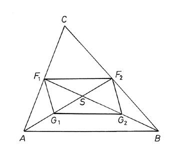 A súlypontra vonatkozó tétel- ábra