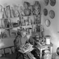 Gádor István Kossuth-díjas keramikus