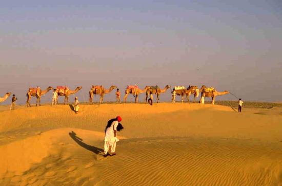 Sivatag a térítők mentén