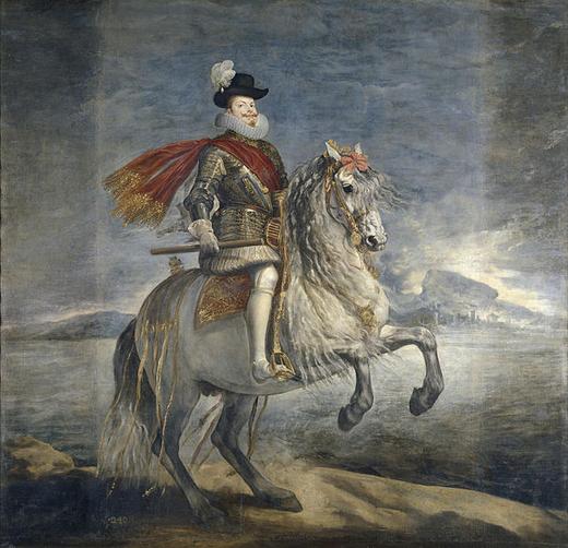 622px-Velázquez_-_Felipe_III_(Museo_del_Prado,_1634-35)