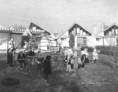 Gyerekek a játszótéren