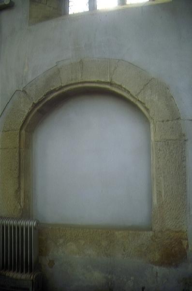 A kolozsvári ferences kolostor - a papi ülőfülke a templom szentélyében