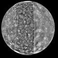 A Callisto korongja
