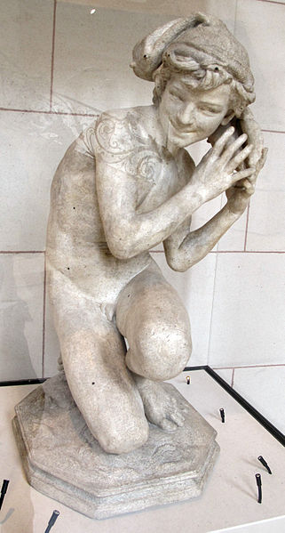 Jean-baptiste_carpeaux,_pescatore_di_conchiglie,_1858