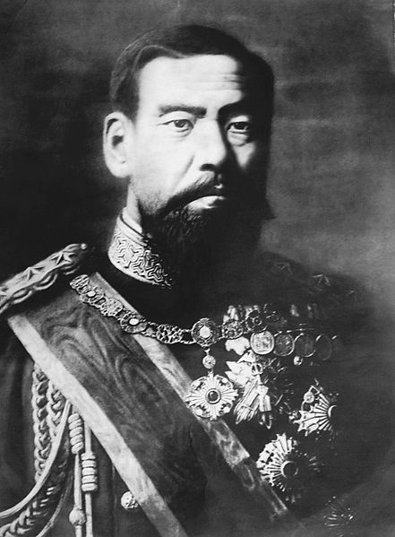 441px-Black_and_white_photo_of_emperor_Meiji_of_Japan