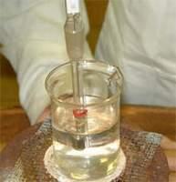 A naftalin olvadáspontjának meghatározása - Kép6