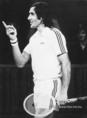 Ilie Nastase, a román teniszsport világhírű csillaga