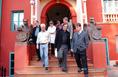 Pécsett az Európa Kulturális Fővárosa pályázat zsűrije