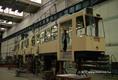 Villamos készült 1996-ban a Ganz gyárban