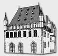 A takácsok céhének székháza, Frankfurt am Main