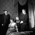 A Három nővér c. darab bemutatója