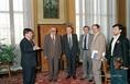 Németh Miklós megbeszélése a pártok képviselőivel