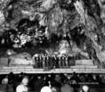Emlékhangverseny a Baradla barlangban