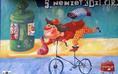 Az 5. Nemzetközi Cirkuszfesztivál sajtótájékoztatója