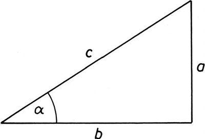 Derékszögű háromszög